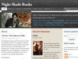Browse Night Shade Books