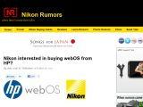 Browse Nikon Rumors