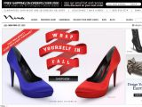 Browse Nina Shoes