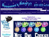 Browse Nite Owl Cookies