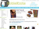 Browse Nobleknits Yarn Shop