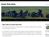 Browse Noble Ride Bells