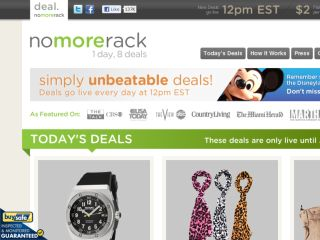Shop at nomorerack.com