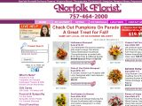 Browse Norfolk Florist And Gifts Inc