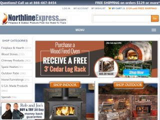 Shop at northlineexpress.com