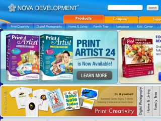 Shop at novadevelopment.com