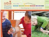 Browse Nova Natural Toys + Crafts