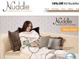 Browse The Nuddle Blanket