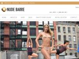 Nudebarre.com Coupon Codes