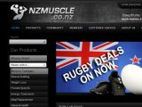 Nzmuscle.co.nz Coupons
