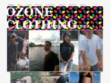 Browse Ozone Clothing