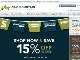Oakmountainoutfitters.com Coupons