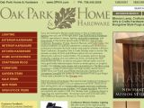 Browse Oak Park Home & Hardware