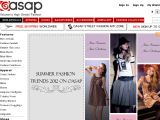 Oasap High-Street Fashion Coupon Codes