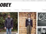 Browse Official Obey Clothing