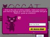 Occat.info Coupons
