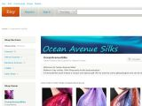 Oceanavenuesilks.etsy.com Coupons