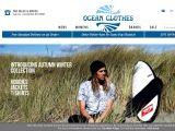 Oceanclothes.com Coupons
