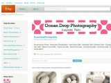 Oceandropphotography.etsy.com Coupons