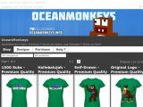 Oceanmonkeys.spreadshirt.com Coupons