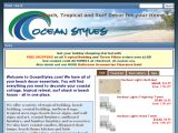 Browse Ocean Styles Beach Decor