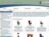 Browse Office Chairs On Sale