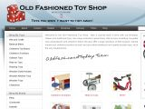 Old Fashioned Toy Shop Coupon Codes