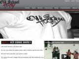 Browse Old School Hockey Inc