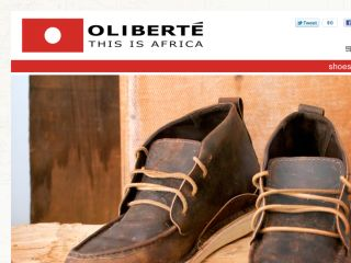 Shop at oliberte.com