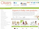 Olivers-Baby-Care.co.uk Coupon Codes