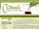 Browse Olives Organic Botanicals