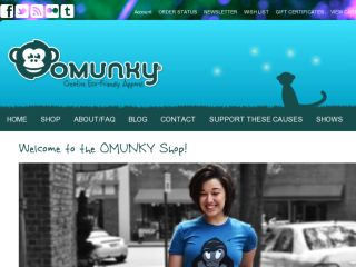 Shop at omunky.com