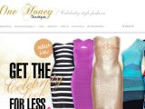 One Honey Boutique Coupon Codes