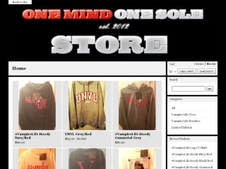 Shop at onemindonesole.bigcartel.com
