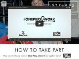 Onepiece2work.com Coupon Codes