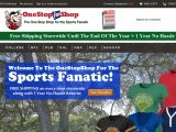 One Stop Fan Shop Coupon Codes