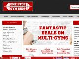 Onestopgymshop.co.uk Coupon Codes
