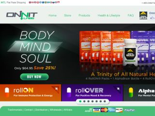 Shop at onnit.com