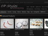 Browse Op Styles Handmade Jewelry