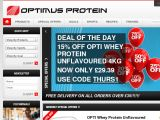 Optimusprotein.co.uk Coupon Codes