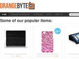 Browse Orange Byte