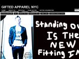 Browse Gifted Apparel Nyc