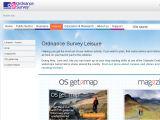 Browse Ordnance Survey