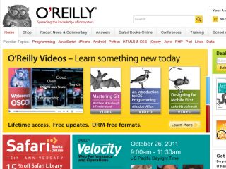 Shop at oreilly.com