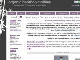 Organicbambooclothing.com Coupon Codes