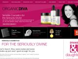 Browse Organic Divas