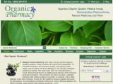 Browse Organic Pharmacy