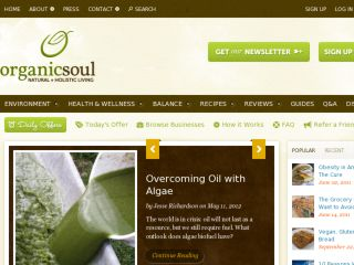 Shop at organicsoul.com