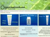 Organicteatreeoil.com Coupon Codes