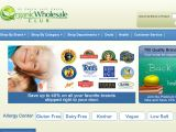 Browse The Organic Wholesale Club